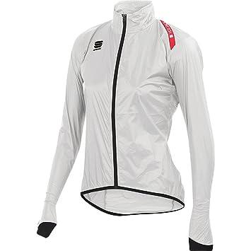 Sportful Hot Pack 5 Jacket W, color blanco, talla XL: Amazon ...