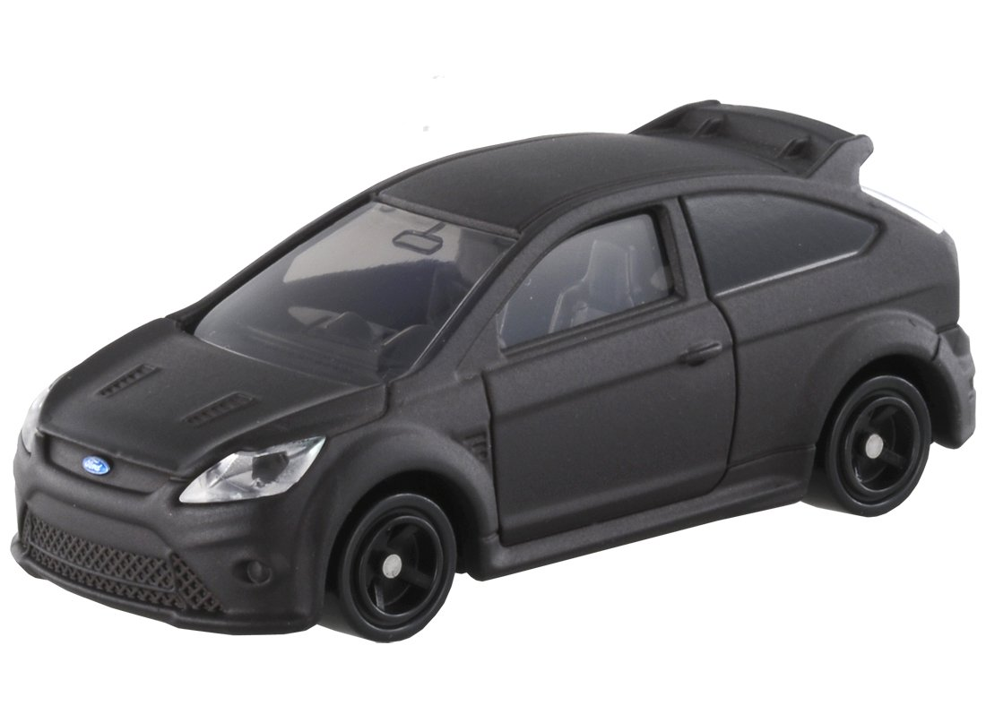 Tomica No.50 Ford Focus RS500 boxes Takara Tomy
