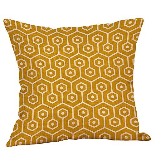 Duseedik 6PC/Set Pillow Cases Home Sofa Waist Throw Cushion