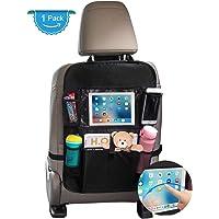 UEOTO Organiseur pour siège arrière de Voiture Protection d'écran pour Enfants bébé Le pour Self-Driving en Voyage