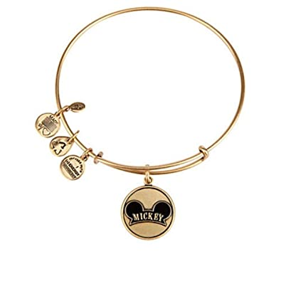 Amazon Com Disney Parks Alex And Ani Mickey Mouse Ears Hat Charm