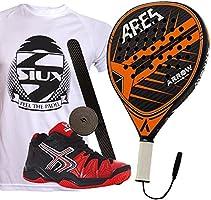 Pala padel Ares Arrow: Amazon.es: Deportes y aire libre