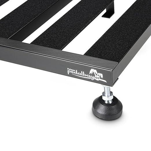 Palmer MI PEDALBAY 60 - Pedalera variable con bolsa de transporte acolchada (60 cm): Amazon.es: Instrumentos musicales