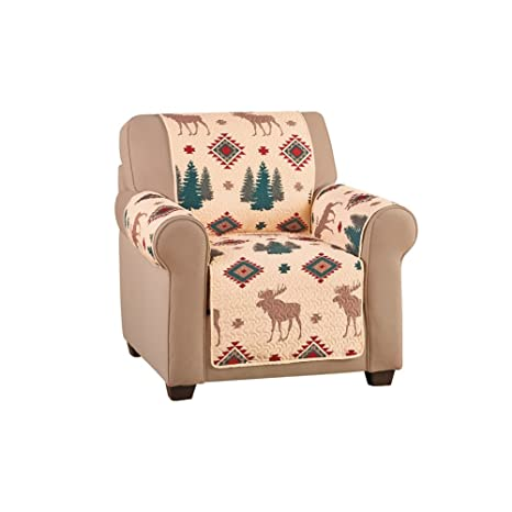 Amazon.com: Woodland Protector de muebles Cover con Moose ...