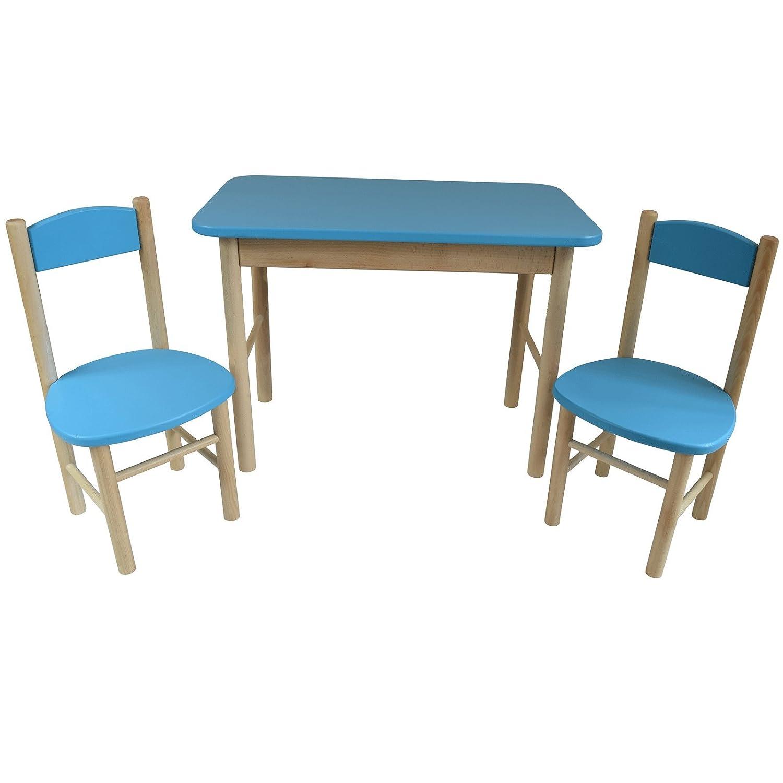 Lätt mesa infantil - Silla infantil niños muebles de madera ...