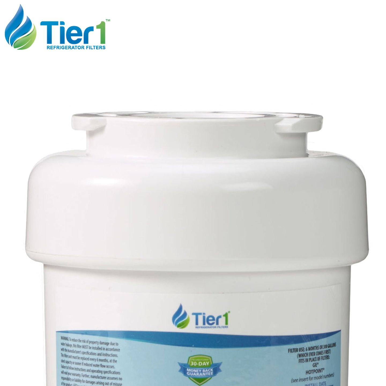 Ge Appliances Water Filter Amazoncom 2 Pack Tier1 Ge Mwf Smartwater Mwfp Mwfa Gwf Gwfa