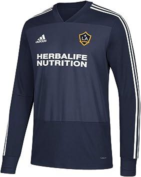 Amazon.com: adidas LA Galaxy MLS - Camiseta de manga larga ...