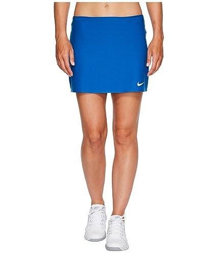 92541ef76a Amazon.com : Nike Court Power Spin Tennis Skirt Blue Jay/White Women's Skort  Size Medium (M) : Everything Else