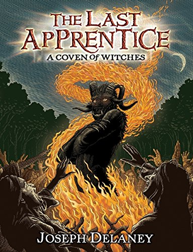 Book cover for The Last Apprentice
