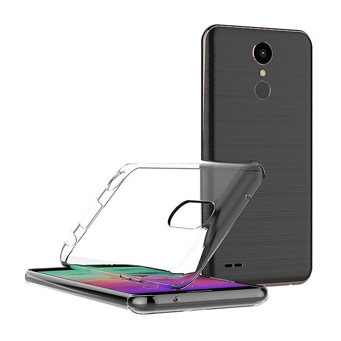 Amazon.com: Case for LG K10 2017 (5.3 inch) MaiJin Soft TPU ...