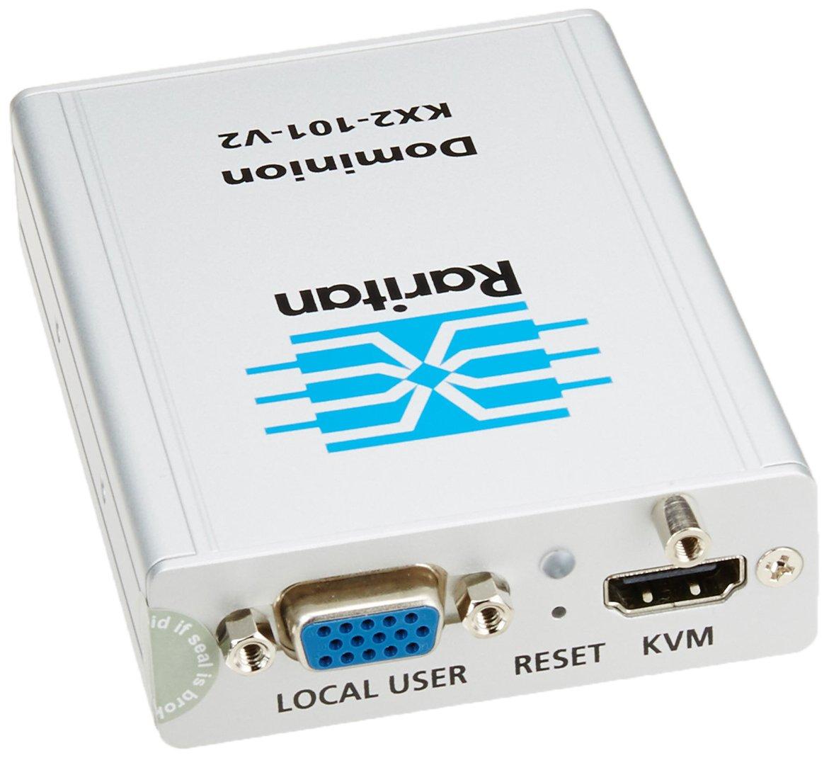 Amazon.com: 1USER 1SERVER KVM Over Ip Supports Virtual Media ...
