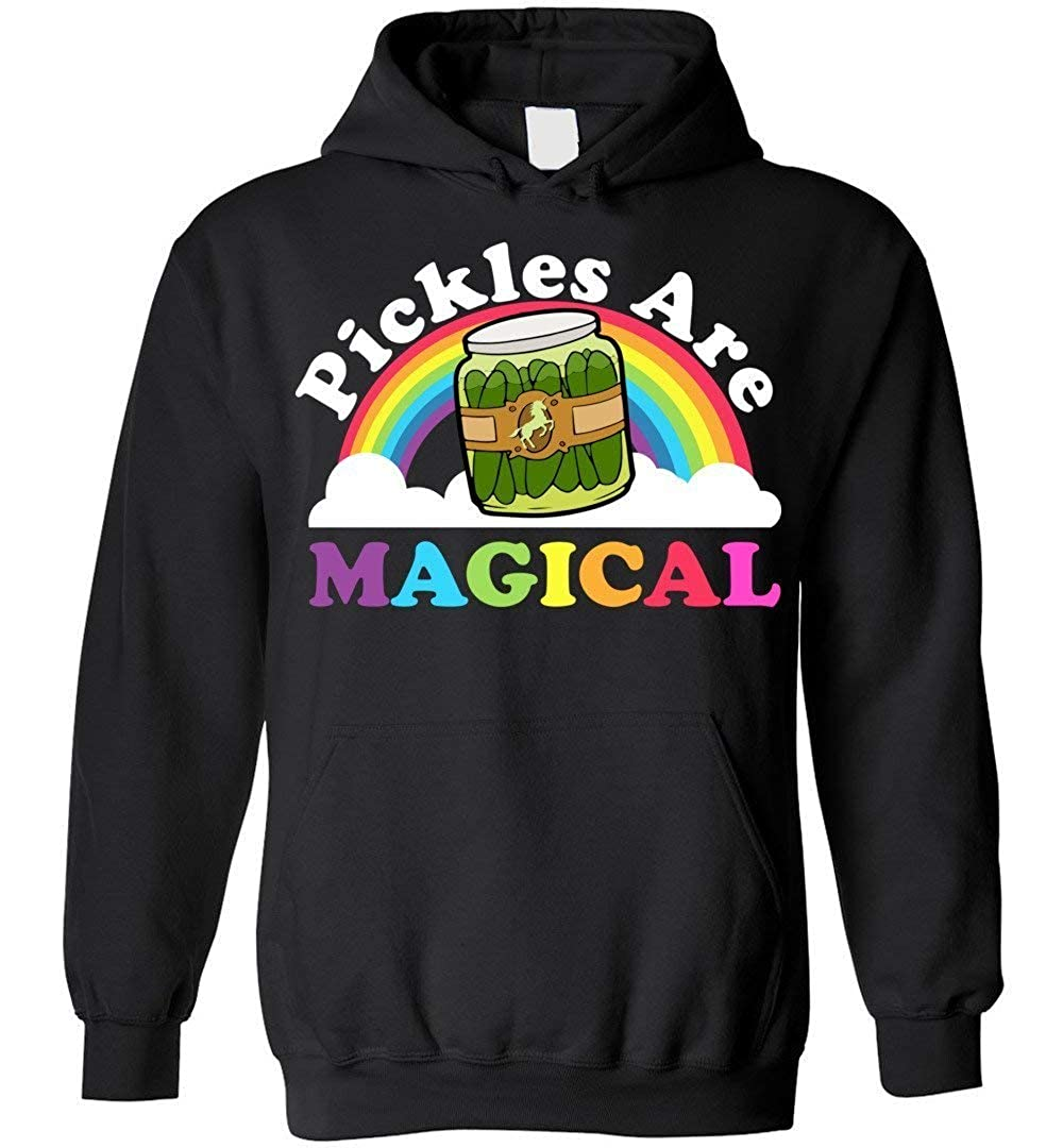 Pickles are Magical Blend Hoodie Nana Store Funny Tee