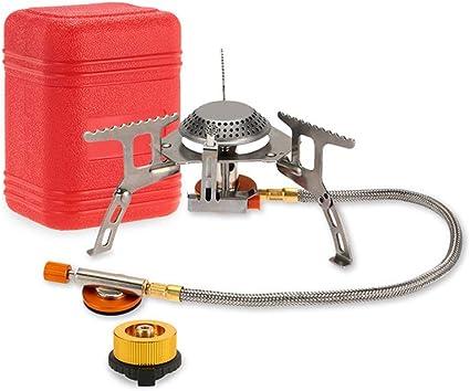 Cocina de gas al aire libre plegable Conjunto Electrónico de ...
