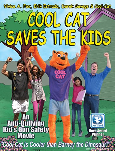 Cool Cat Saves the Kids (Cool Cat Cat)