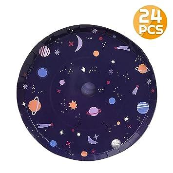 Amazon.com: Sistema solar exterior para fiestas de ...