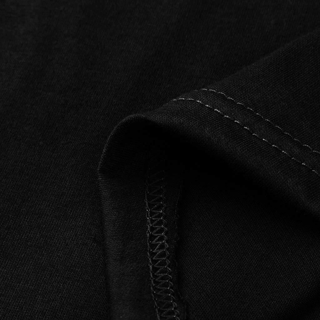 Camisetas de Tirantes Hombre,Verano Moda Hombre Diario Casual Deporte Gym Camiseta sin Mangas Original Impresi/ón Chandal Hombre Top Chaleco T-Shirt Camisas Camiseta b/ásica Camiseta tee vpass