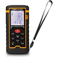 DBPOWER 197FT 60M Digital Laser Measure