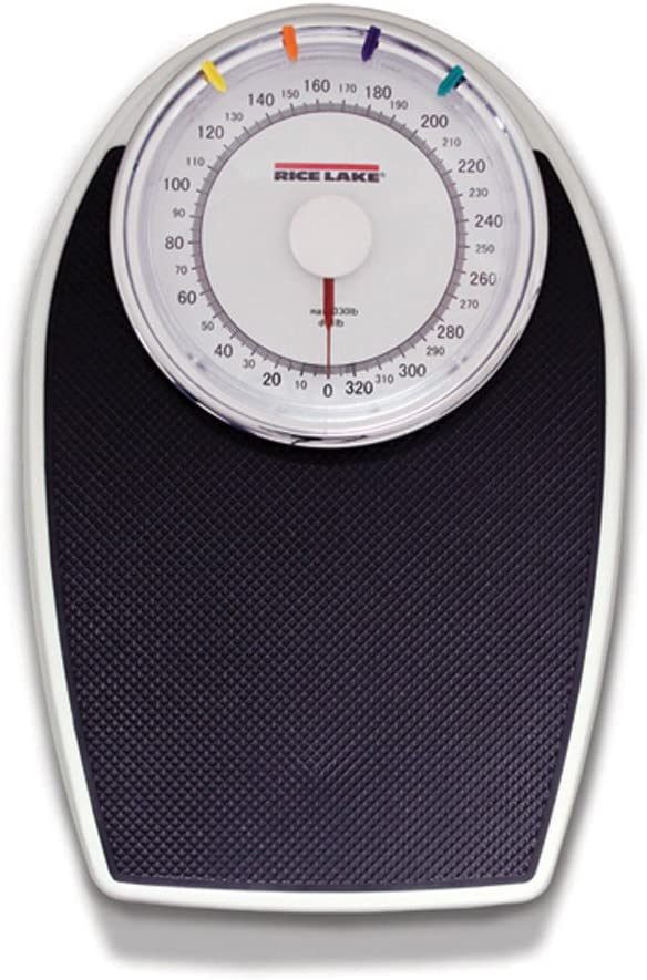 Rice Lake RL-330HHL Mechanical Floor Scale-330 lb Capacity 110592
