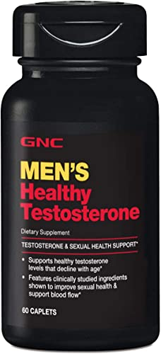 GNC Men's Healthy Testosterone