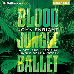 Blood Jungle Ballet Audiobook