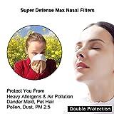WoodyKnows Super Defense Max Nasal Mask, Block