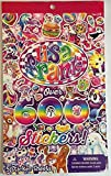 Toys : Lisa Frank Over 600 Stickers