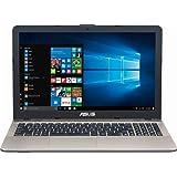 2018 Newest ASUS Vivobook 15.6 Inch Laptop Computer, Intel Quad Core Pentium N4200 up to 2.5Ghz, 4GB RAM, 256GB SSD, DVD/CD+RW, HDMI, USB Type-C, USB 3.0, Webcam, Windows 10