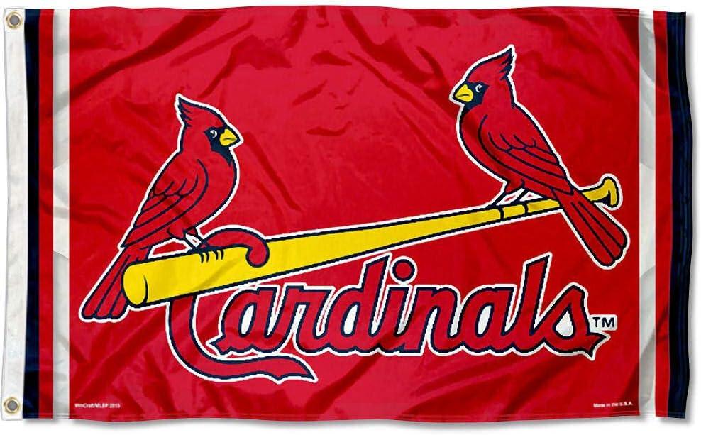 WinCraft St. Louis Cardinals Birds Flag and Banner