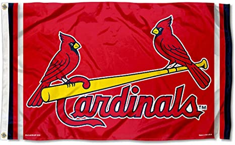 Louis Cardinals Two Sided House Flag WinCraft St
