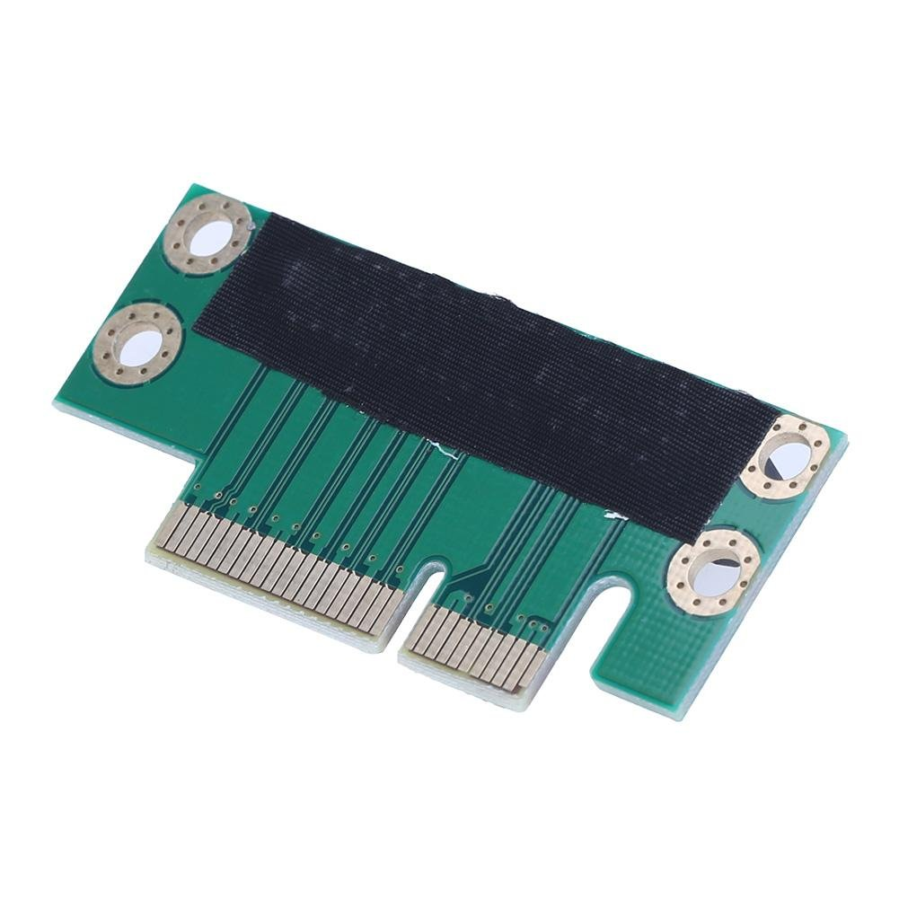 Occitop PCI Express (PCI-E) 4X Adapter 90 Degree Riser Card for 1U Server Chassis