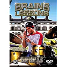 Alfred 00-903366 Brain s Lessons- Shredding Repis on the Gnar Gnar Rad - Music Book