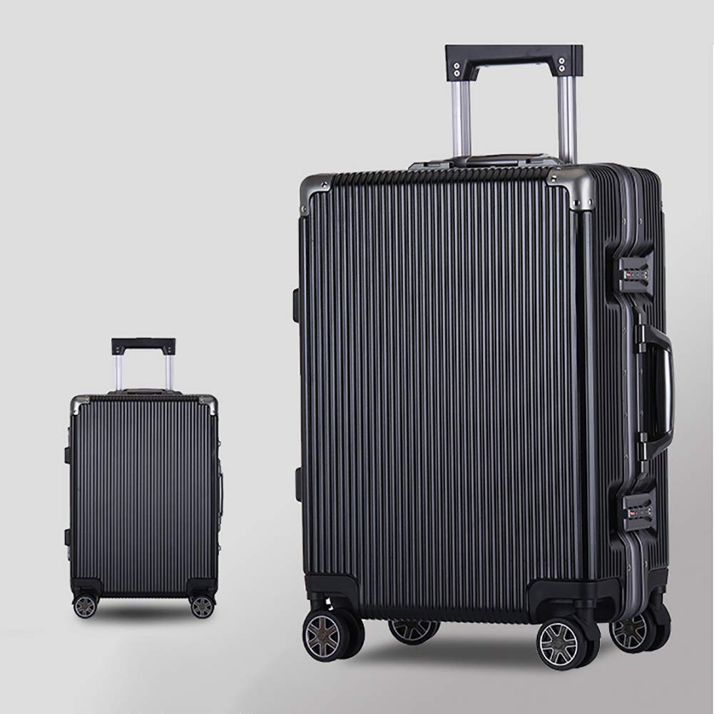94ce2795b3ba Amazon.com: MZTYX Us Aluminum Frame Universal Wheel Luggage Customs ...