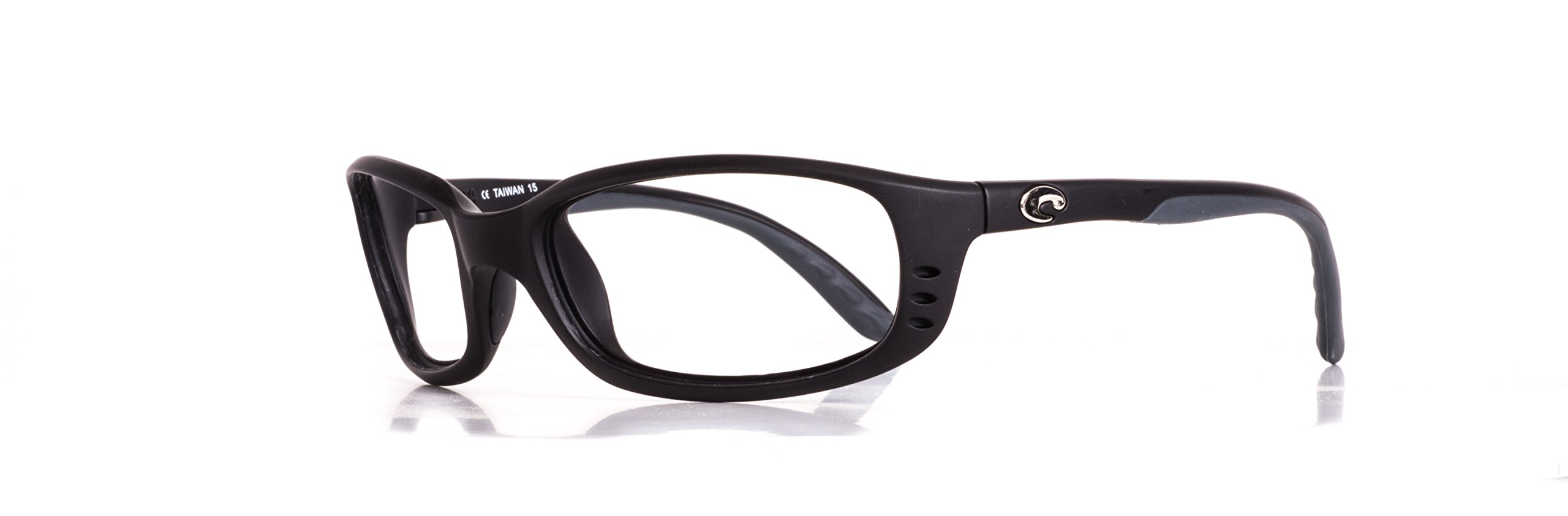 Costa del Mar Brine Black Radiation Glasses - Leaded Protective Eyewear