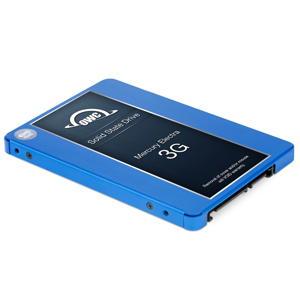 OWC 120GB Mercury Electra 3G SSD, 2.5'' Serial-ATA 7mm Solid State Drive by OWC