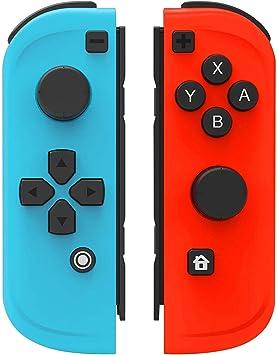 SREEGA Joy-con (L/R) - Repuesto para Nintendo Switch Joy-con (L/R ...