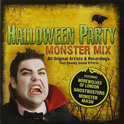 Halloween Party Monster Mix by Halloween Party Monster Mix (2008-05-04)
