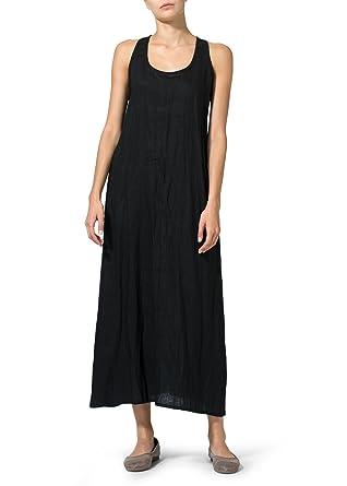 d3dbea302f Vivid Linen A line Maxi Dress at Amazon Women s Clothing store