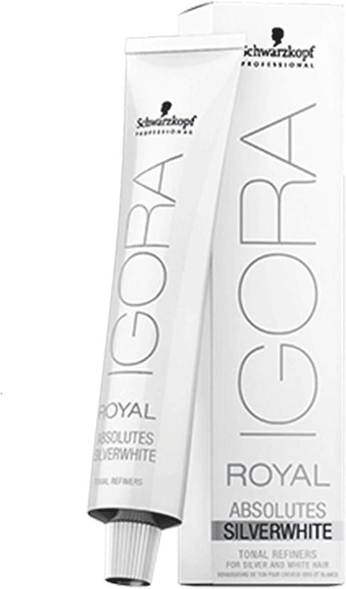 Igora Royal Absolutes Silverwhite Dove Grey - 60 ml