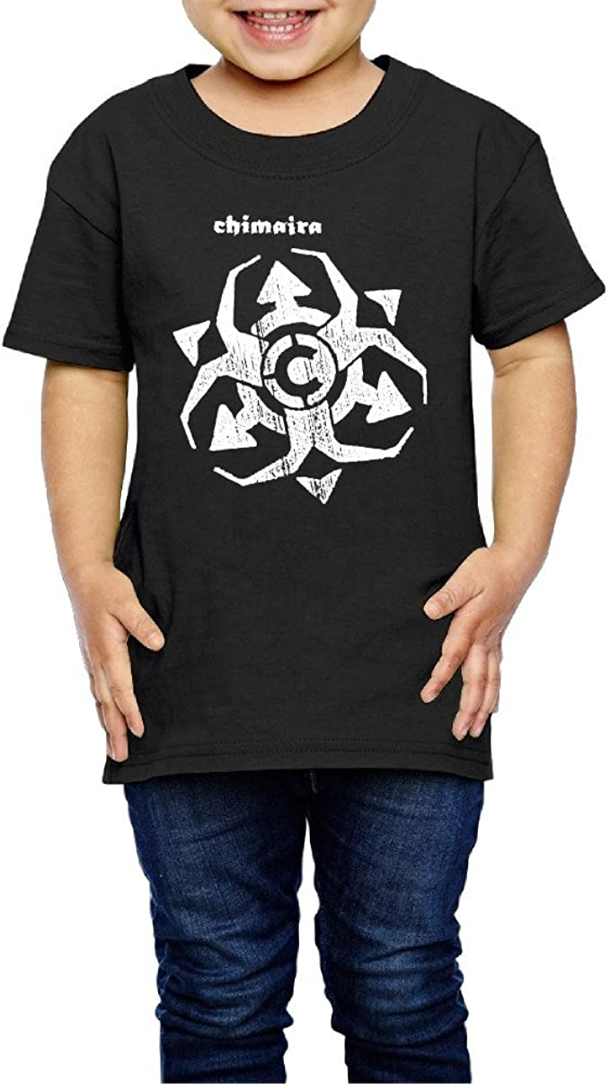 CHIMAIRA – Camiseta con logo vector 100% algodón Infantil ...