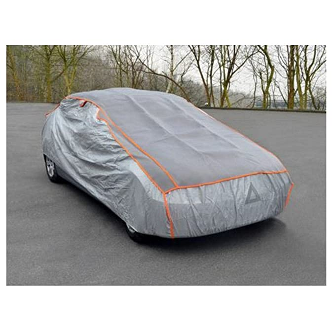 Gratis Parkscheibe Silber mit Gummizug ProPlus Hagelschutzgarage L f/ür Mittelklassewagen Winter geeignet 482x177x119cm