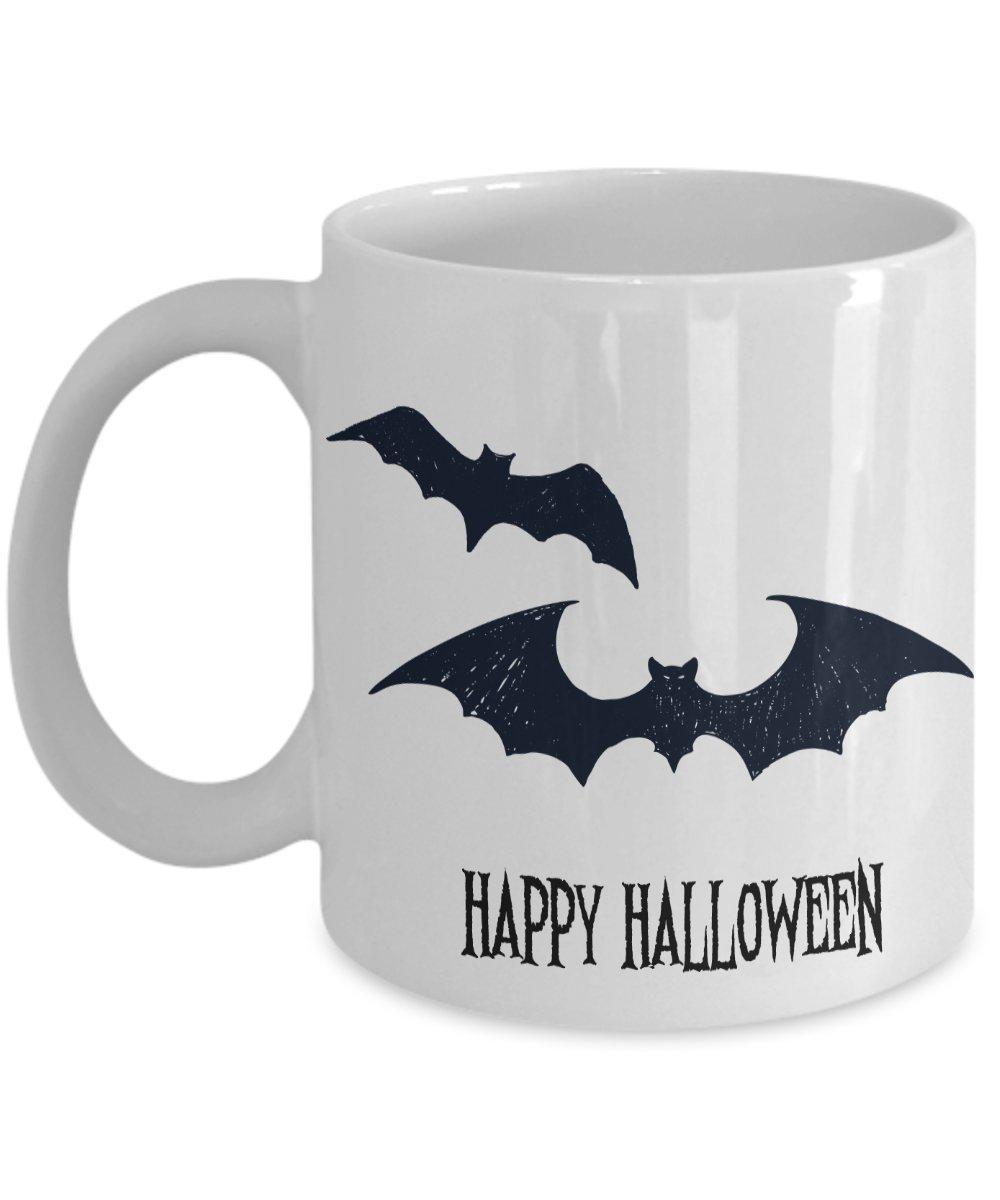ハロウィンギフト – ハッピーハロウィンマグ – Spooky Halloweenコーヒーカップ B075HSZXST