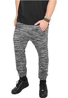 Urban Classics Undefined Pantalon Sweat Grey  Amazon.fr  Vêtements ... eedb255a58d1