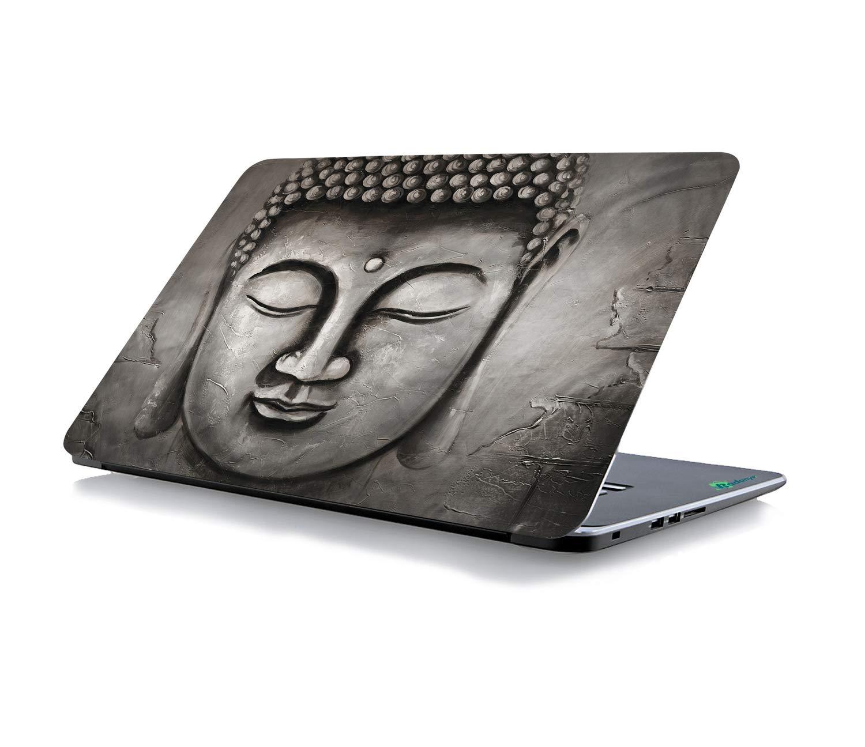 RADANYA La Couverture DAutocollant pour La Peau dun Ordinateur Portable Bouddha Convient /À Tous Les Mod/èles De Taille D/Écran 15 X 10 Pouces
