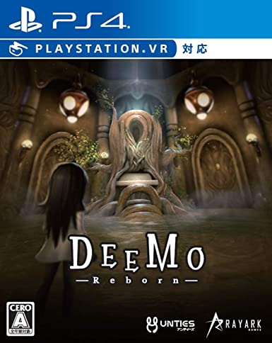 RAYARK INC Deemo Reborn VR SONY for PS4 PLAYSTATION 4 REGION FREE ...