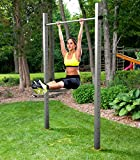 TOLYMP Starterhorn outdoor fitness training bars for children and adults