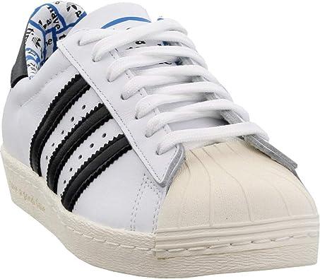 Adidas Original Superstar 80s Jahre Herren Lifestyle Schuhe