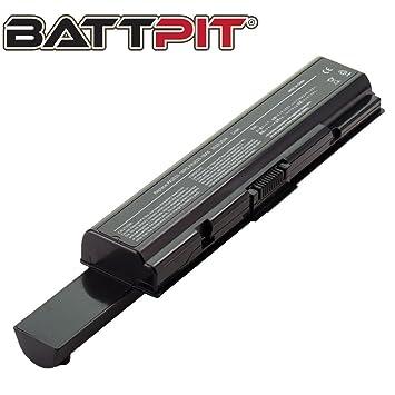 Battpit Recambio de Bateria para Ordenador Portátil Toshiba PA3534U-1BRS (6600 mah): Amazon.es: Electrónica
