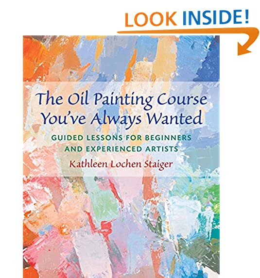 oil painting lessons amazon com