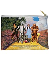The Wizard of Oz Road Accessory Pouch White 8.5X6