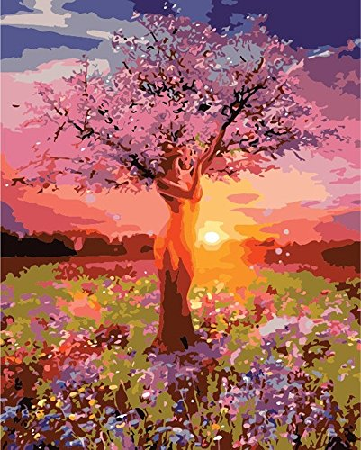 Top 10 best oil painting by numbers tree: Which is the best one in 2020?